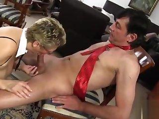 Swinger Porn After Mealtime