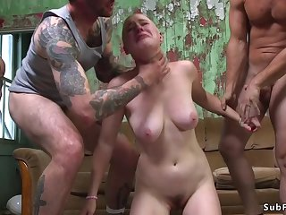 Anal, Big tits, Blonde, Bondage, Domination, Double penetration, Facial, Fetish, Gangbang, Group, Old, Orgy, Slut, Whore