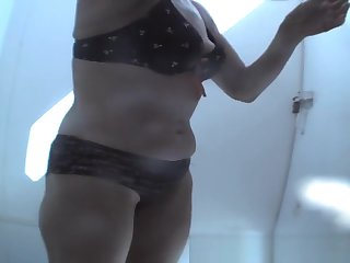 Spy Cam Shows Changing Room, Amateur, Russian Clip Just Of You