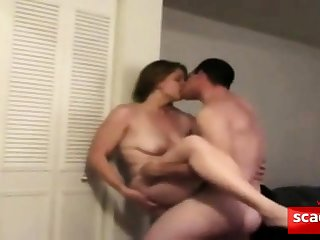 girl subhuman kissed with the addition of fucked while hubby films