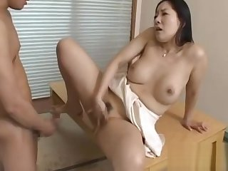 Sexy matured gives a precise facesitting and blowjob before fucking