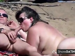 Meagre Beach - Public Blowjobs