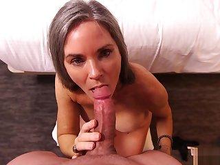 Livia - Sexy Cougar Trying Porn - MomPOV Archive