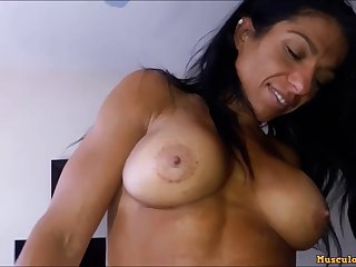 Alexis Rain busty MILF porn video
