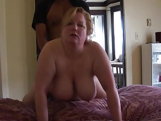 Milf White Wife Needs Bbc When Scrimp Is On tap Work. Bbw Bbc