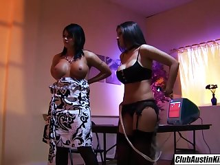 2 bootylicious milfs Austin Kincaid and Brooke Haven