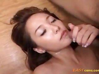 Fur Covered Crevasse Korean Honey Providing Say no to Moist Fuckbox To Sweetheart