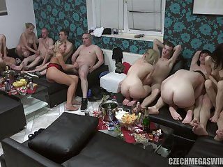 Swingers Party With Booty Women