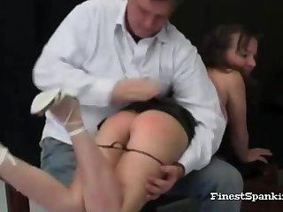 Kinky Bondage Spanking Growth